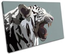 White Tiger Animals - 13-1885(00B)-SG32-LO